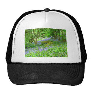 Bluebell Wood Hat