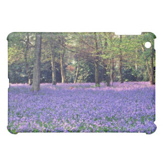 Bluebell Woods, England flowers iPad Mini Covers
