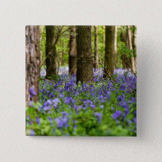 Bluebell Woods Pinback Button
