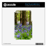 Bluebell Woods Skin For iPod Touch 4G