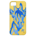 Bluebelle iPhone 5/5S Case