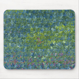 Bluebells 2012 mouse pad