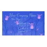 Bluebells 2 business card