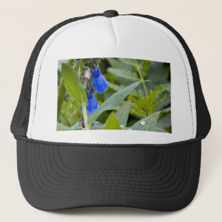 Bluebells and Raindrops Trucker Hat