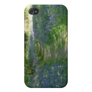 Bluebells Case For iPhone 4