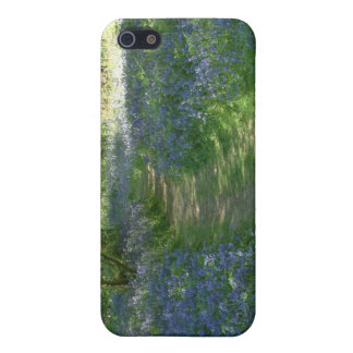 Bluebells Case For iPhone SE/5/5s