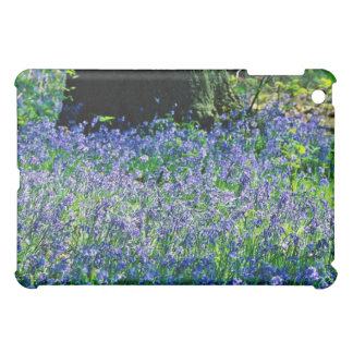 Bluebells, Crackley Wood, Kenilworth, Warks flowe Cover For The iPad Mini