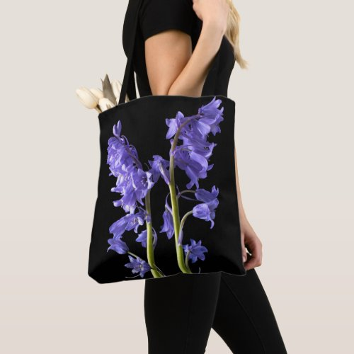 Bluebells From the very Woods I Created Tote Bag