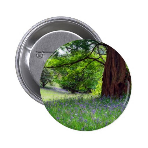 Bluebells ingleses pin redondo 5 cm