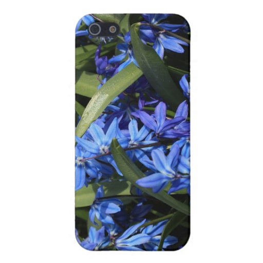 bluebells iPhone 5/5S cases