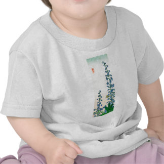Bluebells japoneses no.2 camisetas