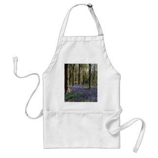 Bluebells, parque de Blicking, Blicking, Norfolk Delantales