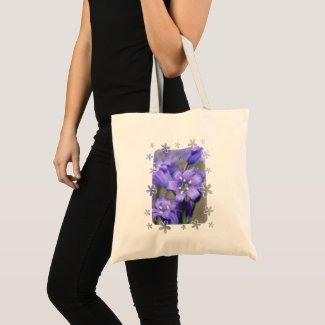 Bluebells Tote Bag