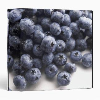 Blueberries 2 3 ring binder