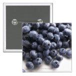 Blueberries 2 button