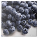 Blueberries 2 ceramic tile