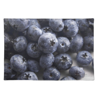 Blueberries 2 cloth placemat