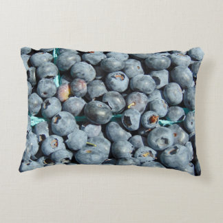 Blueberries Accent Pillow