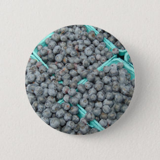 Blueberries Button