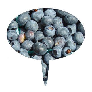 Blueberries Cake Topper