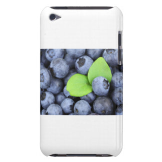 Blueberries Barely There iPod Cover