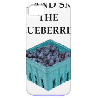 BLUEBERRIES iPhone 5 COVERS