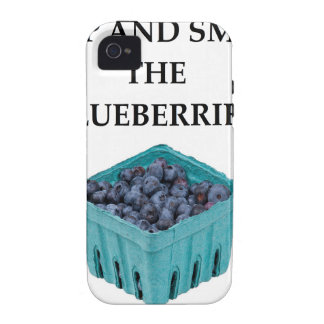 BLUEBERRIES Case-Mate iPhone 4 COVER