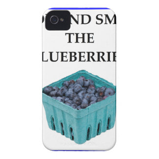 BLUEBERRIES Case-Mate iPhone 4 CASE