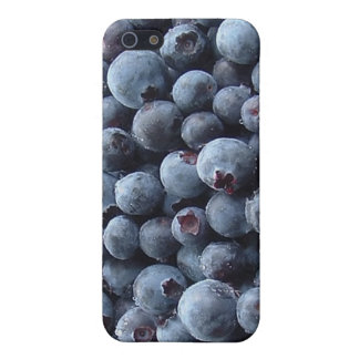 Blueberries Case For iPhone SE/5/5s