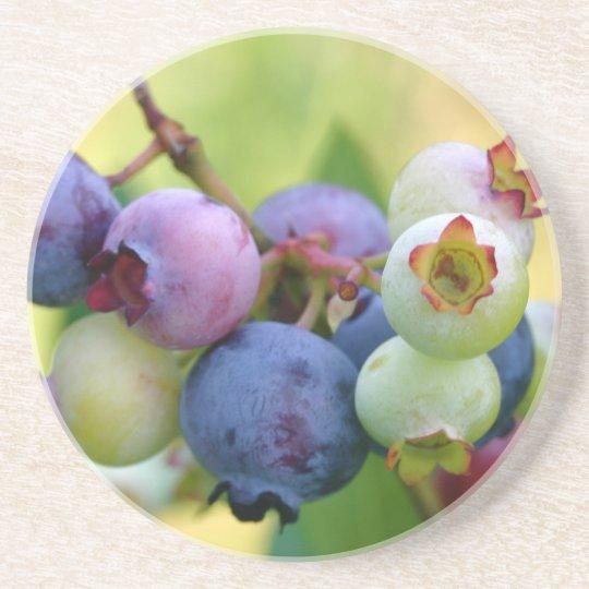 Blueberries Coaster