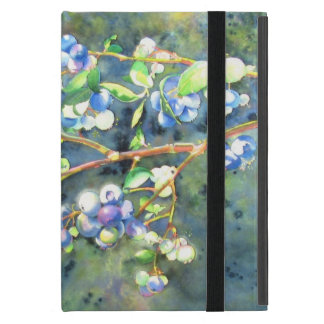 Blueberries Cover For iPad Mini