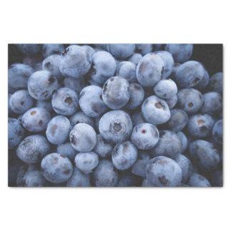 """Blueberries 10"""" X 15"""" Tissue Paper"""