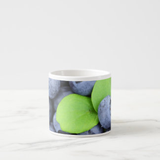 Blueberries Espresso Cup