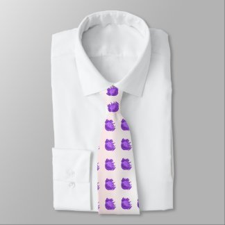 Blueberries for Him Tie