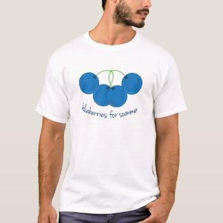Blueberries for Summer T-Shirt