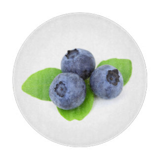 Blueberries Fruit Cutting Board