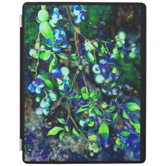 Blueberries iPad Smart Cover
