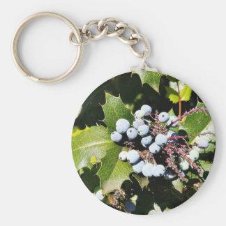 Blueberries Keychains