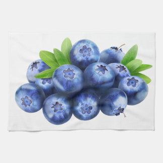 Blueberries Kitchen Towels