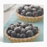 blueberries little tart 3 ring binders