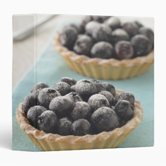 blueberries little tart binder