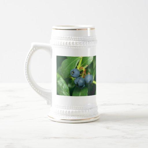 Blueberries Coffee Mug