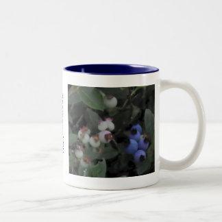 Blueberries Newfoundland Souvenir Mug