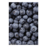 Blueberries Posters