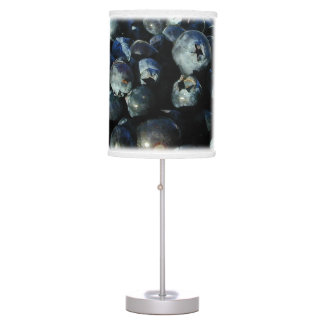 Blueberries table lamp