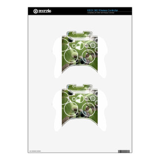 Blueberries Xbox 360 Controller Decal