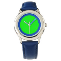 Blueberry and Lime Watch