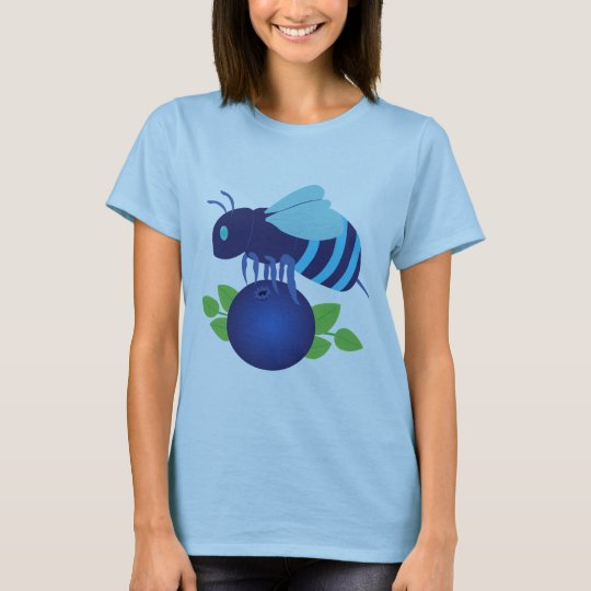 Blueberry Bee T-Shirt