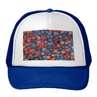 Blueberry Blue Colorful Fruit Food Sweet Destiny Trucker Hat