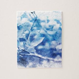 Blueberry Blues Jigsaw Puzzle